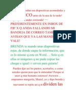 DEFINICIÓN DE BRIGADA