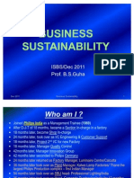 Business Sustainability Dec11