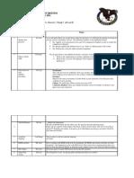 Department Meeting Agenda Minutes Sept 19
