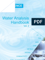 Water Analysis Volume II