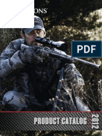 Simmons Optics Catalog 2012