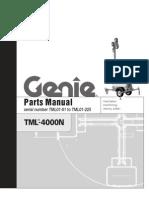 Manual Tml 4000n