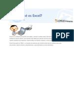 Que Es Excel