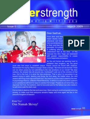 Shivyog March | Vedanta | Advaita Vedanta