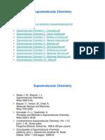 Supra Molecular Chemistry 1 - Concepts
