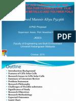PhD Proposal