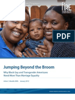 Jumping Beyond the Broom