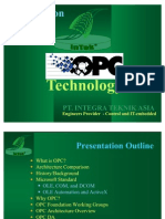 OPC Technology by Integra