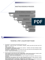 Riset Pasar 4 the Marketing Research Process