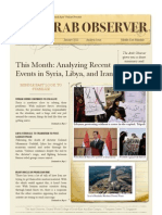 The Arab Observer