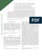 Sebastiano Sonego et al- Optical geometry for gravitational collapse and Hawking radiation