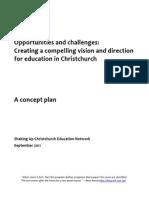 SUCE Concept Plan