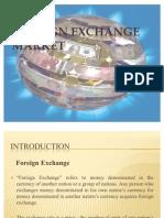Basics of Forex Market