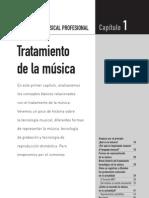 Tratamiento de la Música