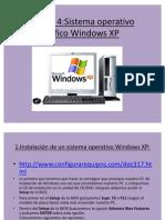 Actividad 1 Capitulo i.sistema Operativo Xp