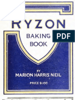 Ryzon Baking Book