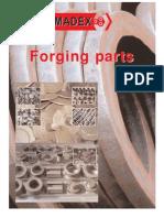 Forging Parts Catalog Eng