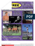 The Late January, 2012 edition of Warren County Report