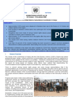 23 October - 5 November 2008 | OCHA Kenya Humanitarian Update Volume 39 | Ms Word Format