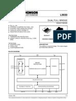 Datasheet l9930