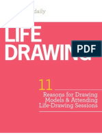 Reasons for Life Drawing