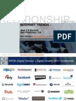 Mary Meeker KPCB-Internet-Trends 2011 Web 2.0 Summit