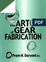 the Art of Gear Fabrication