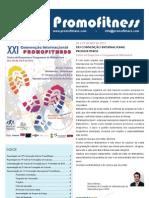 Catálogo XXI Convenção Internacional Promofitness