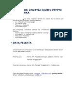 Kontribusi Dan Data Peserta