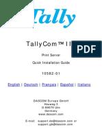 D10582-01_TallyCom III Quick Guide