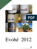 Evohé Presentation & Wines