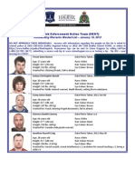 Wanted List January 19, 2012