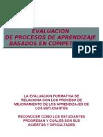 Evaluacion de Procesos de Aprendizaje Martha Serrano