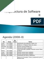 Arquitectura de Software II - Introducción