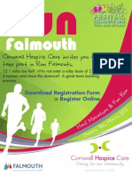 Run Falmouth as a team!