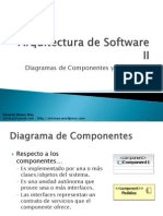 Arquitectura de Software II - Diagrama de Componentes y Despliegue