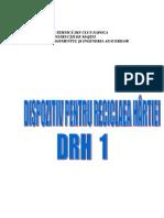 Www.referat.ro-dispozitiv Pentru Reciclarea Hartiei