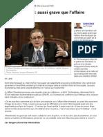 Taupe au SPVM_ aussi grave que l'affaire Marchessault _ André Noël _ Justice et faits divers