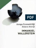 Immanuel Wallerstein - Avrupa Evrenselciliği
