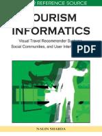Tourism tics