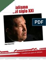 Chavez Socialismo Del Siglo XXI