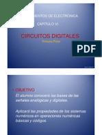 Circuitos Digitales 1era Parte 2011-i