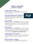 iş sağlığı ve güvenliği mevzuat listesi