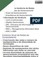 Gerência de Redes - 1.Introdução e Conceitos