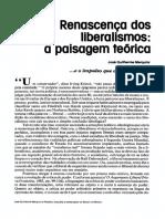 Renascença dos Liberalismos_José Guilerme Merchior