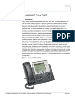 2.Cisco Unified IP Phone 7942G
