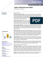 Fitch Euro Telcos