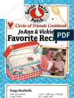 Jo Ann & Vickie's 25 Favorite Recipes by Gooseberry Patch