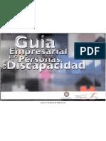 Guia Empresarial para personas con discapacidad