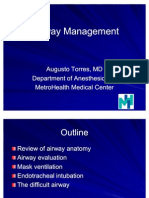 Airway Management May